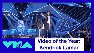 Kendrick Lamar 360° Video of the Year: