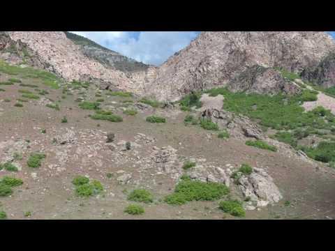 North Ogden Utah Mountains Drone Footage