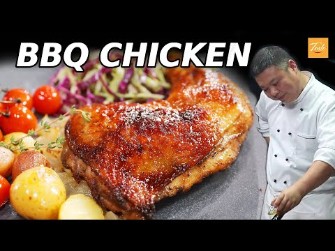 How to Make Perfect BBQ Chicken Every Time | Recipes by Masterchef • Taste Show