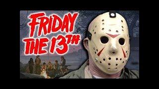 LET'S KILL! | Friday the 13th: Killer Puzzle #1 (Live Stream 4-18-18)