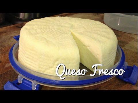 How to make Queso Fresco