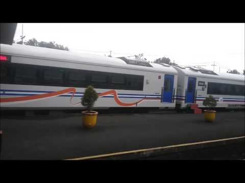Full Trip Report KA Gajayana rute Malang - Gambir 28 Mei 2017