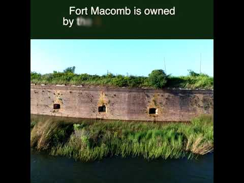 Abandoned: Fort Macomb in an incredible lost historic fort in Louisiana