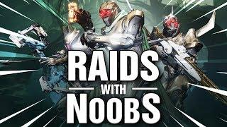 Raids With NOOBS - Destiny 2 The Garden of Salvation