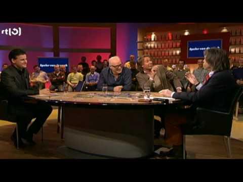 Johan Derksen over Dick Nanninga