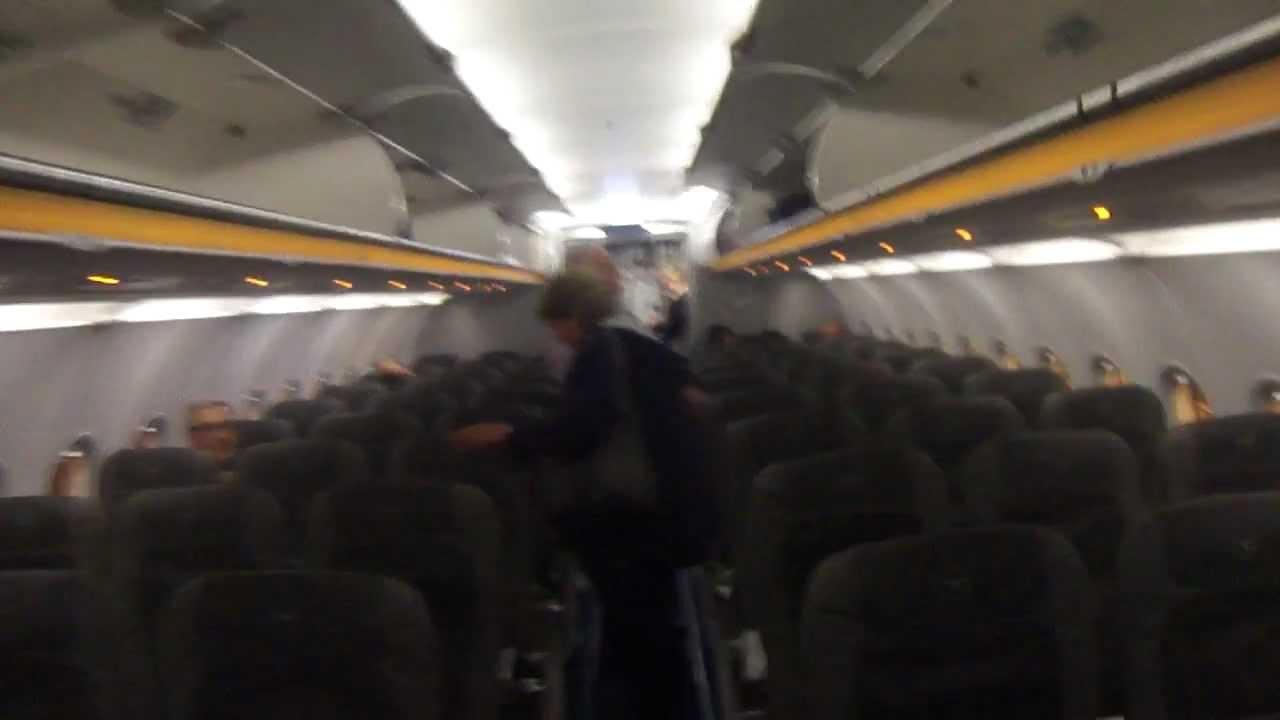 Lufthansa A321 Boarding And Walkthrough Youtube