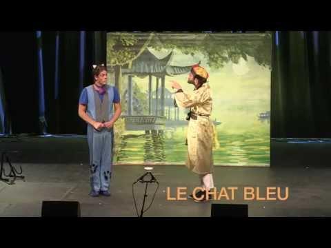 LE CHAT BLEU : Festival de la chanson française 2015