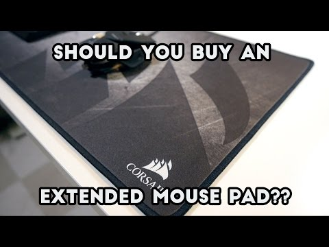 Corsair MM300 Review | BEST EXTENDED MOUSE PAD?