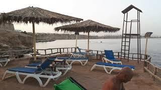 Шарм Эль Шейх.  Reef Beach. Платный пляж в Хадабе за 3$.