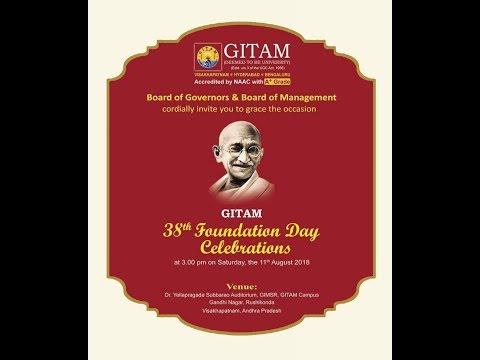 38th Foundation Day Celebrations-11/08/2018