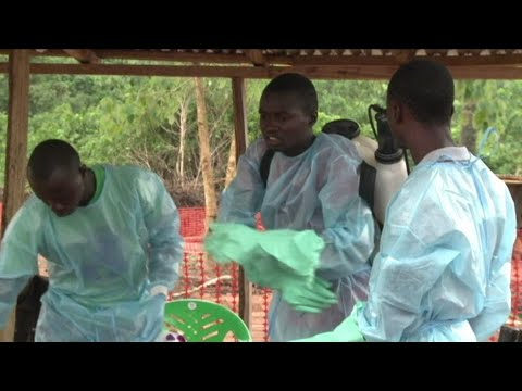 DR Congo struggles to contain Ebola outbreak nearly one year