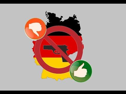 Waffenbesitz In Deutschland - Zahlen Und Vergleiche Teil 1