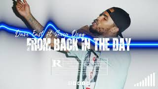 Dave East ft. Snoop Dogg - From Back In The Day / Old School Hip-Hop / Type Beat / Prod By.JMUSICKS