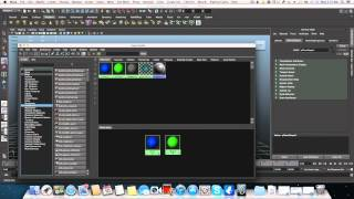 Maya Tutorial- how to create double sides Shader