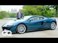 How Many Groceries Can You Pack Into a $200K McLaren Supercar? | GQ