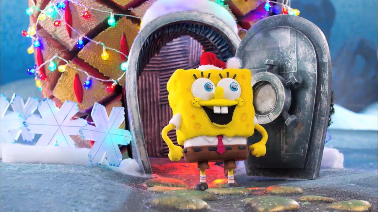Spongebob Squarepants It\'s a Christmas ! - Cartoon Movie Game - New ...