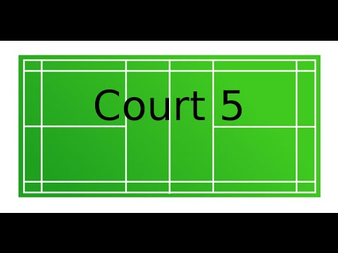 2016 European Senior Championships day 6 - Court 5
