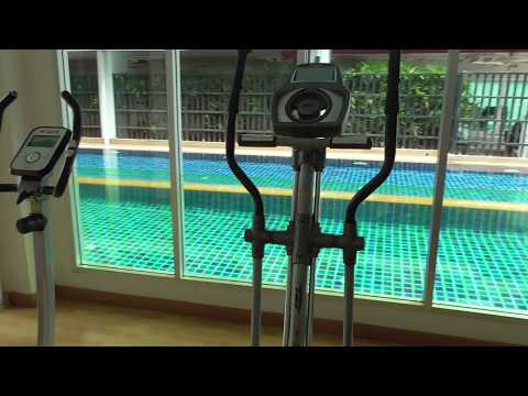 CP Land Condo Gym and Swimming pool a nice place to stay in UdonThani