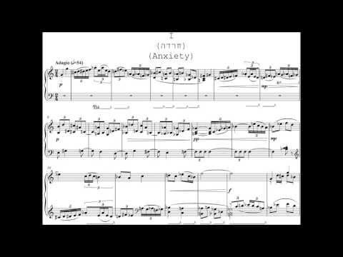 Dead Ends: I (Anxiety) / Noam Yatsiv / Piano: Haim Tukachinsky