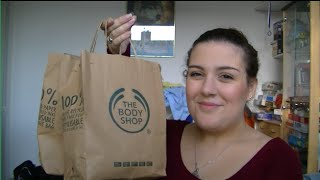Shoplog VIP avond The Body Shop ! | beautyinamoment.nl