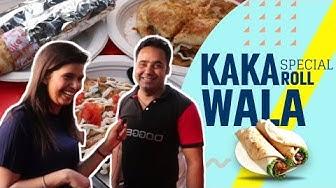 Kaka Special Roll Wala | Sadi Gaddi Favorite Roll Point