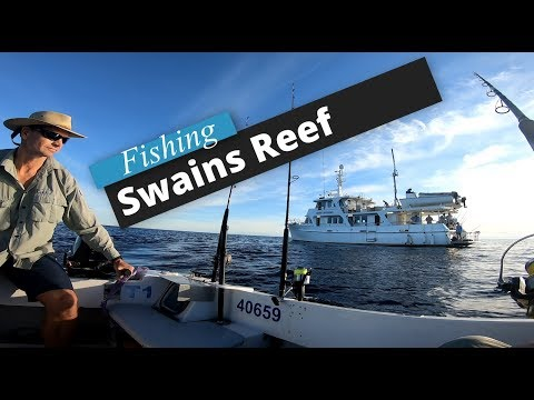 Fishing Swains Reef - Great Barrier Reef - Part One