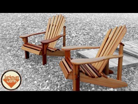 Adirondack Chair POV