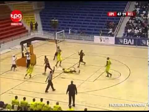 Carlos Morais: Moments - Petro vs. Libolo | 22/02