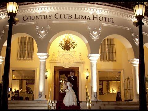 BODA EN EL COUNTRY CLUB LIMA HOTEL- boda lima, peru