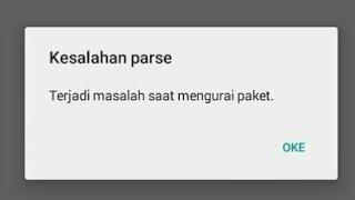 Cara mengatasi aplikasi tidak bisa di install (no root)