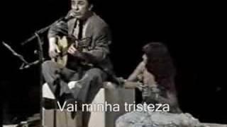 Chega de Saudade - Joao e Bebel Gilberto  (con Subtítulos)