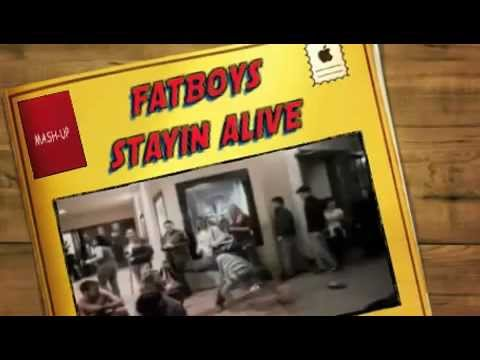 Fatboys Stayin Alive Mash-Up