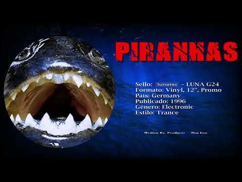 Non Eric - Piranhas [Lunatec] (1996)