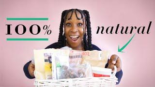 NATURAL SHAMPOO FOR CURLY HAIR: Clays + Ayurvedic hair care for natural hair