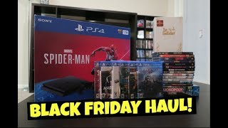 Huge Black Friday Haul 2018!!! Best Buy, Target, Walmart & Gamestop