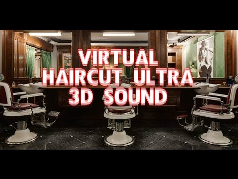 """❤""""VIRTUAL HAIRCUT ULTRA 3D SOUND /HD/2016❤"""