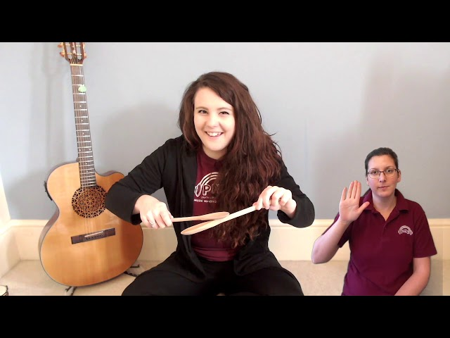 Kitchen Sounds ~ PMZ Early Years Josie & Holly