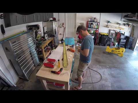 RV-10 Build | Vertical Stabilizer Spar Riveting | RV-Builder