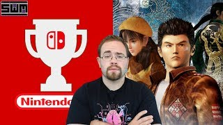 News Wave! - Nintendo Switch Achievements and Shenmue Double Pack Coming?