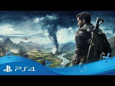 Just Cause 4 - Trailer d'annonce E3 2018   Disponible   PS4