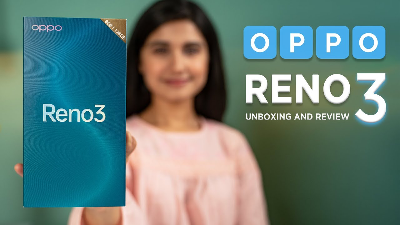 OPPO Reno 3 Unboxing & Full Review नेपालीमा