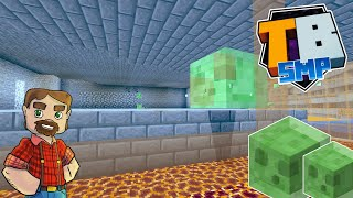 Simple Slime Farm! - Truly Bedrock SMP Season 2! - Episode 18