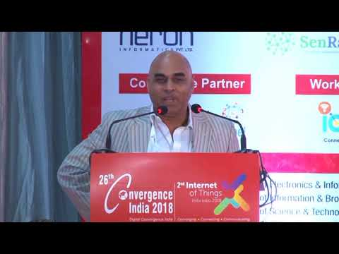 26th Convergence India 2018: Electronics manufacturing in India