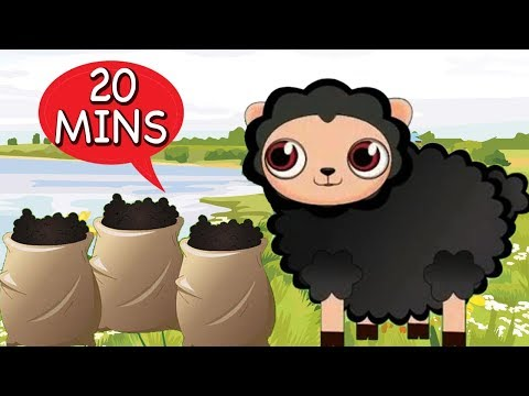 Baa Baa Black Sheep and Many More Kids Songs | Popular Nursery Rhymes Collection | Baby Songs