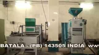 m g one pass rice mill machine