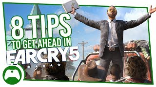 8 Killer Tips And Tricks To Get Ahead In Far Cry 5