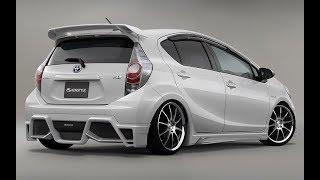 Toyota Aqua GS, один из самых экономичных авто в Мире!!  Тест драйв