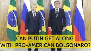 Baixar Putin REVEALS Whether Brazil's President Bolsonaro Lack Interest In Developing Relations With Russia