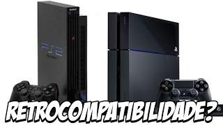Playstation 4 vai rodar jogos de Playstation 2?? A Resposta é...