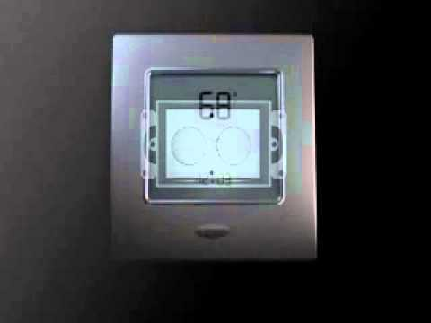 Carrier Edge Thermostat